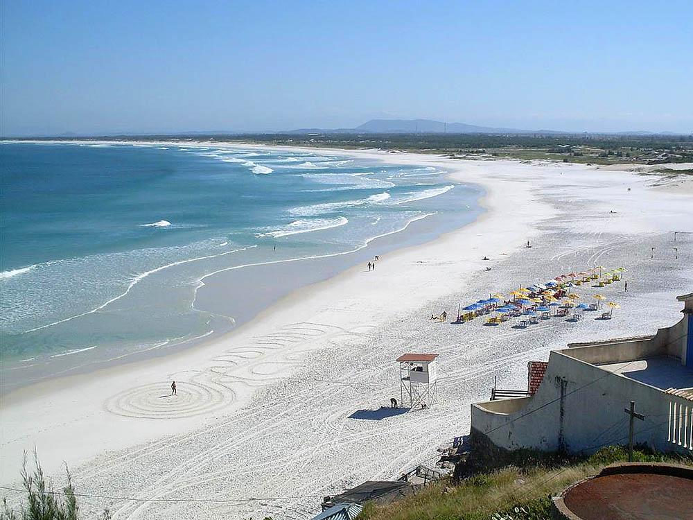 Praia Grande - Arraial do Cabo - por Silvia Amorim