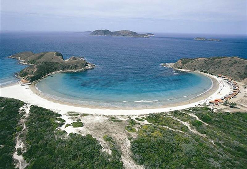 Praia das Conchas - Cabo Frio - por territorios