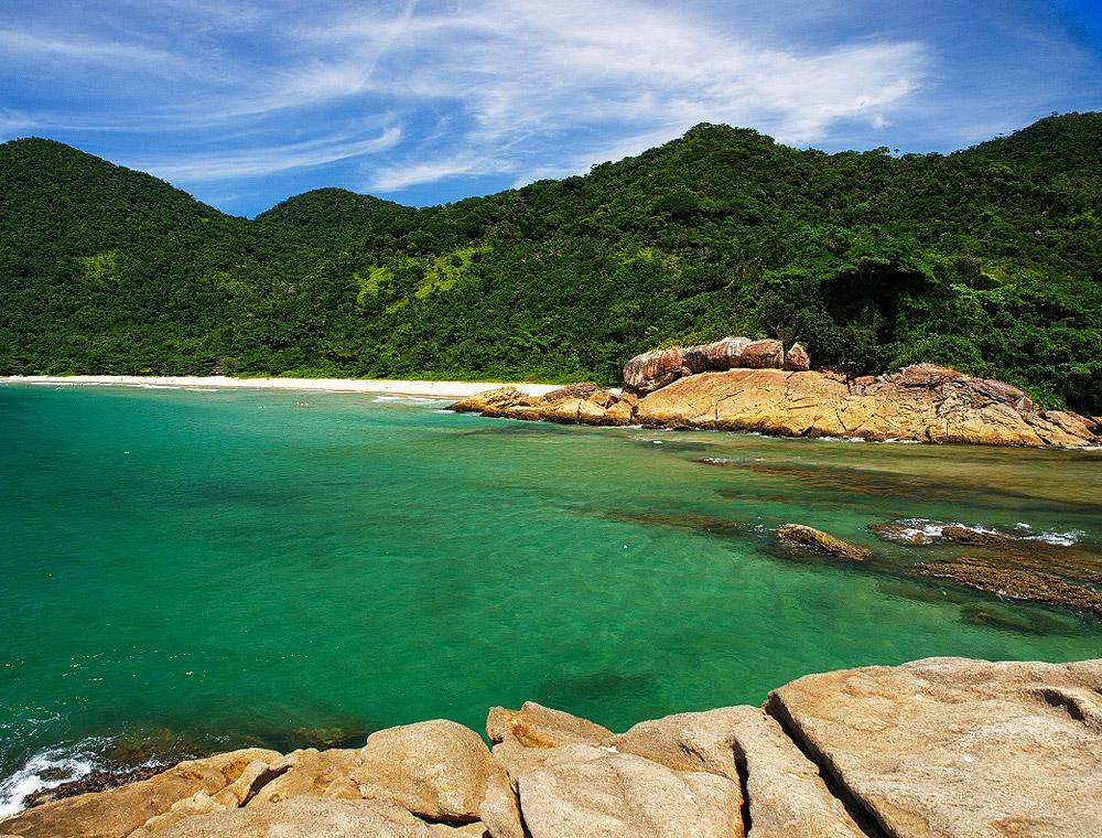 Praia do Cachadaço - Trindade - por luis