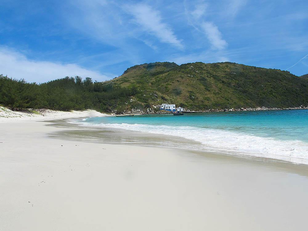 Praia do Farol - Arraial do Cabo - por clandestinos.org