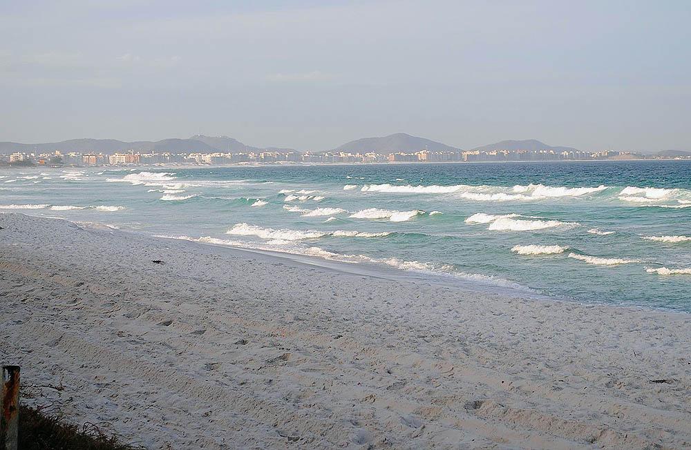 Praia do Foguete - Cabo Frio - por clubemilitar