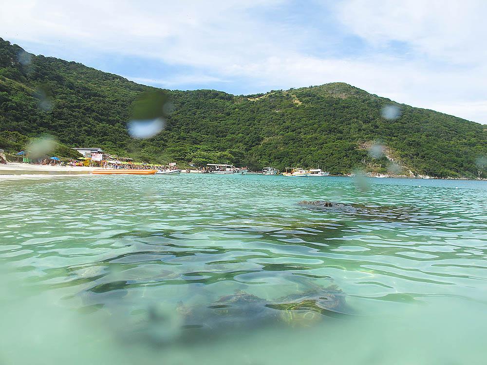 Praia do Forno - Arraial do Cabo - por clandestinos.org