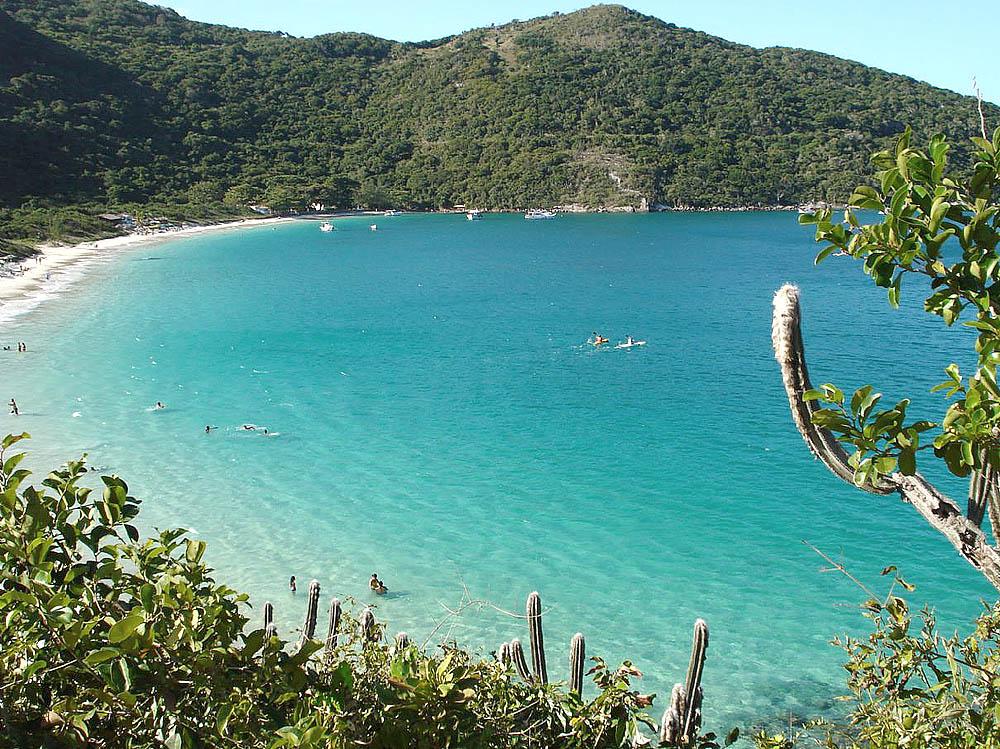 Praia do Forno - Arraial do Cabo - por srta-bella