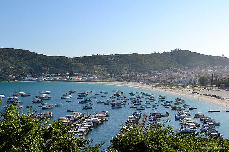 Praia dos Anjos - Arraial do Cabo - por srta bella