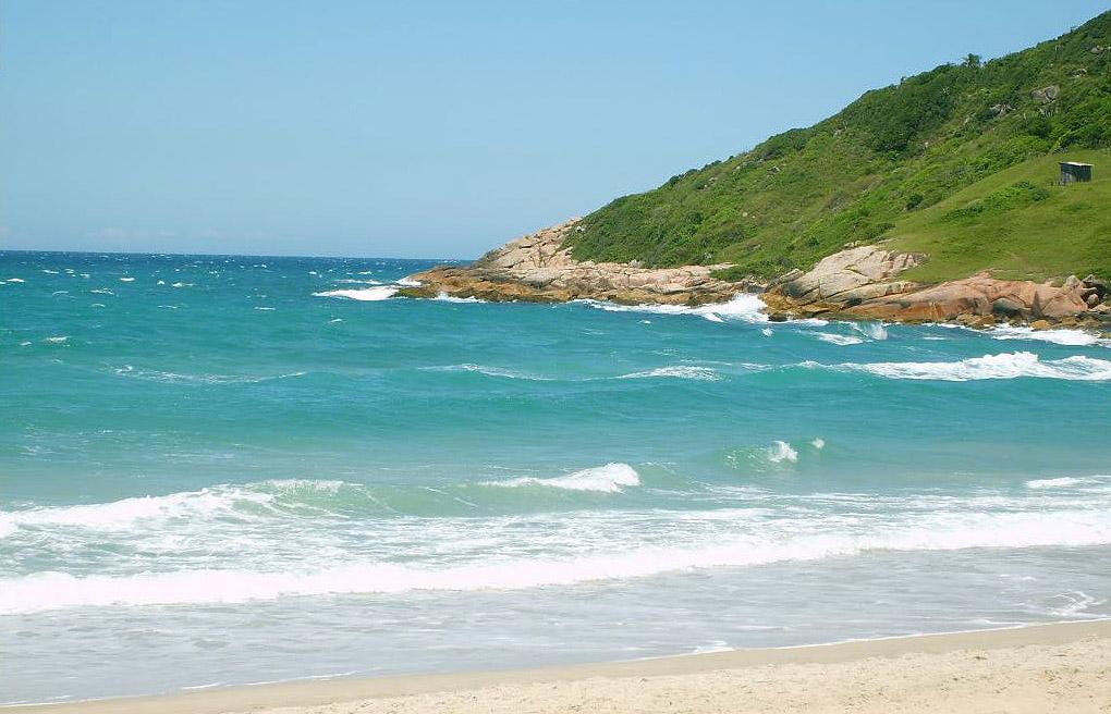 Praia Gamboa – Garopaba - por overbeck1986