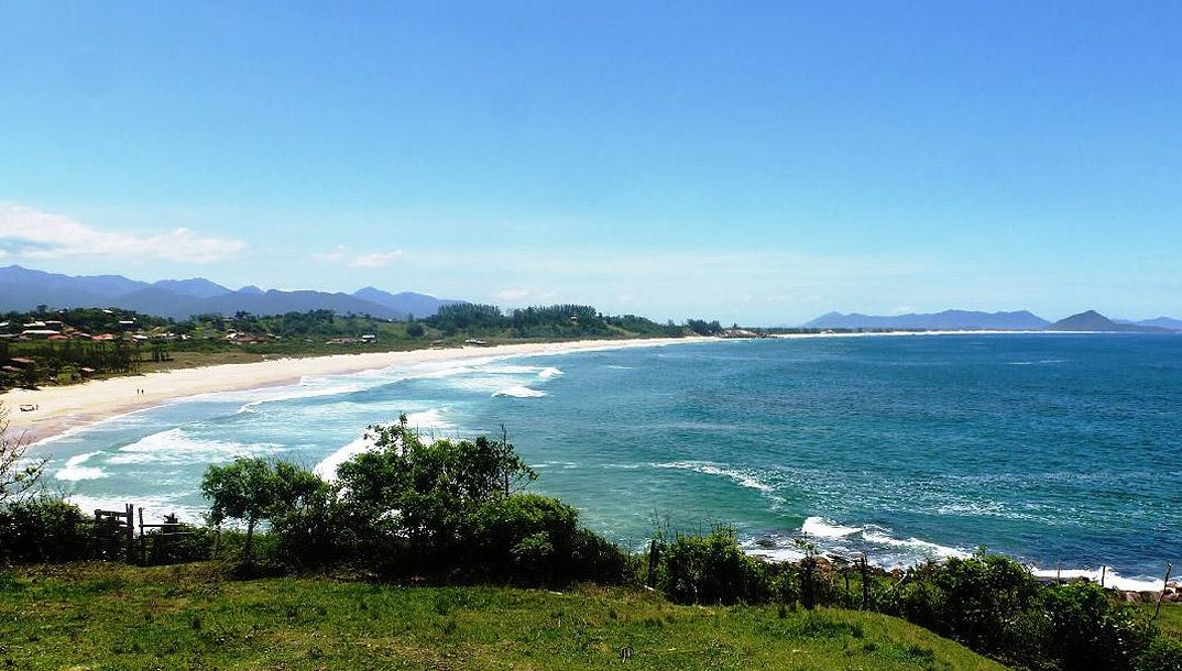 Praia Gamboa – Garopaba - por paulo-ct-bittencourt