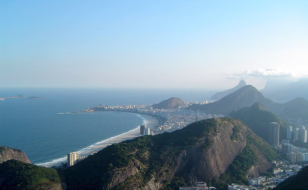 Copacabana - por Andries-van-Houwelingen
