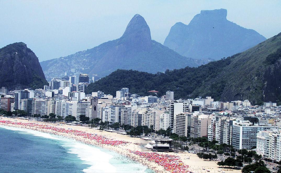 Copacabana - por Aramos