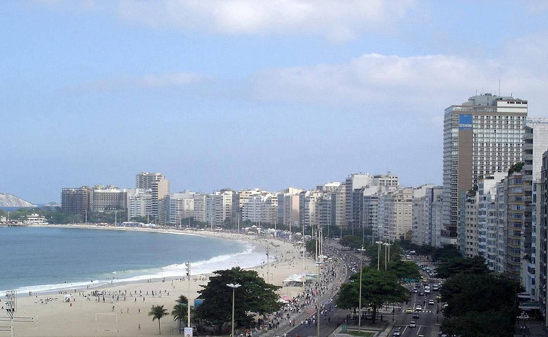 Copacabana - por Noeliavib