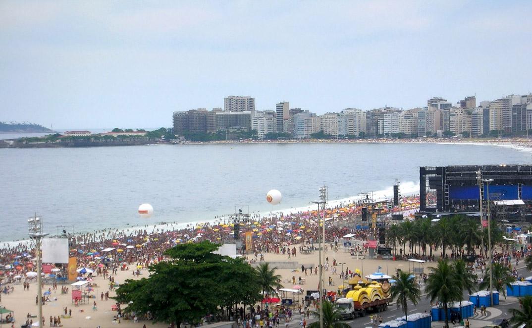 Copacabana - por P&Y