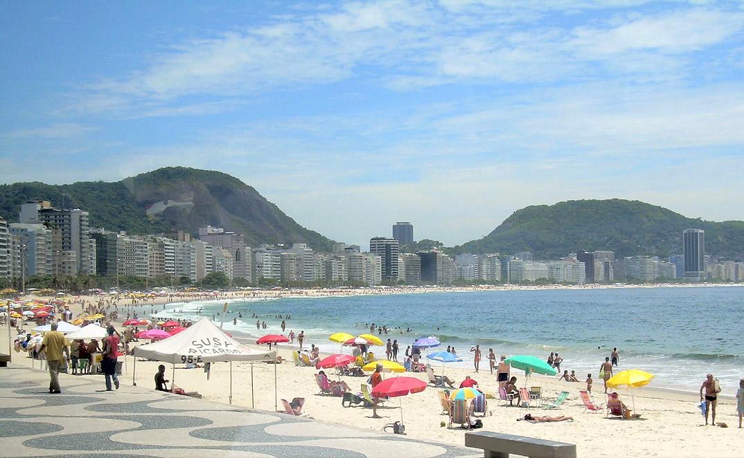 Copacabana - por PaBLiTo