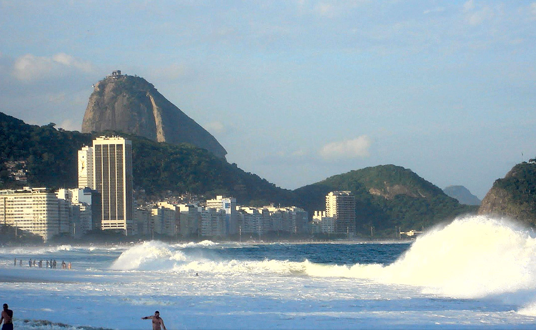 Copacabana - por R.Heinrich