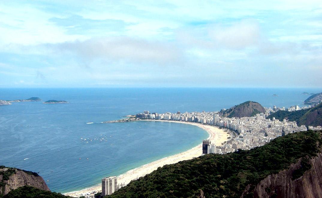 Copacabana - por acanto59