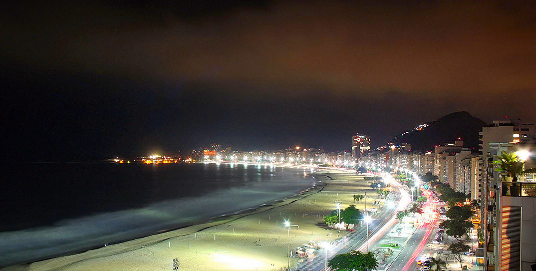 Copacabana - por bartolomeus-Kohl