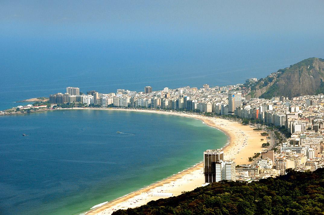 Copacabana - por chensiyuan