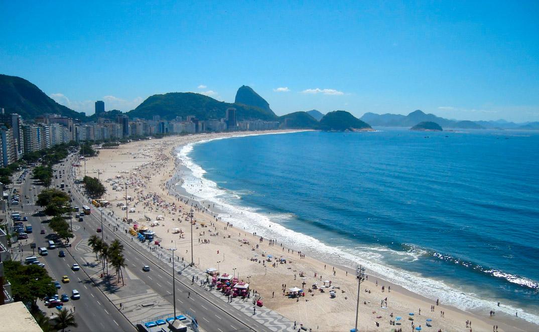 Copacabana - por kopkari