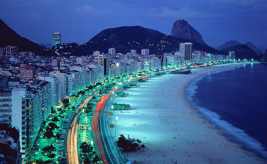 Copacabana - por Viajandos