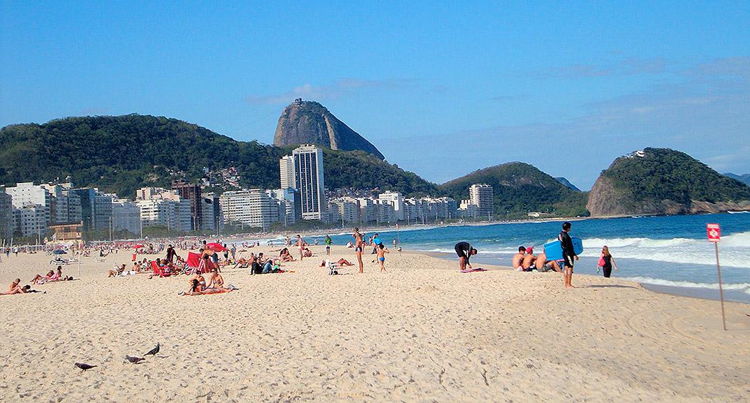 Copacabana - por vidadeturista