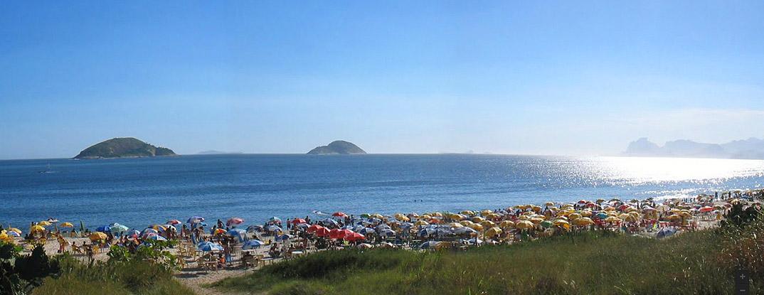 Praia de Camboinhas - Niterói - por MICROLARM