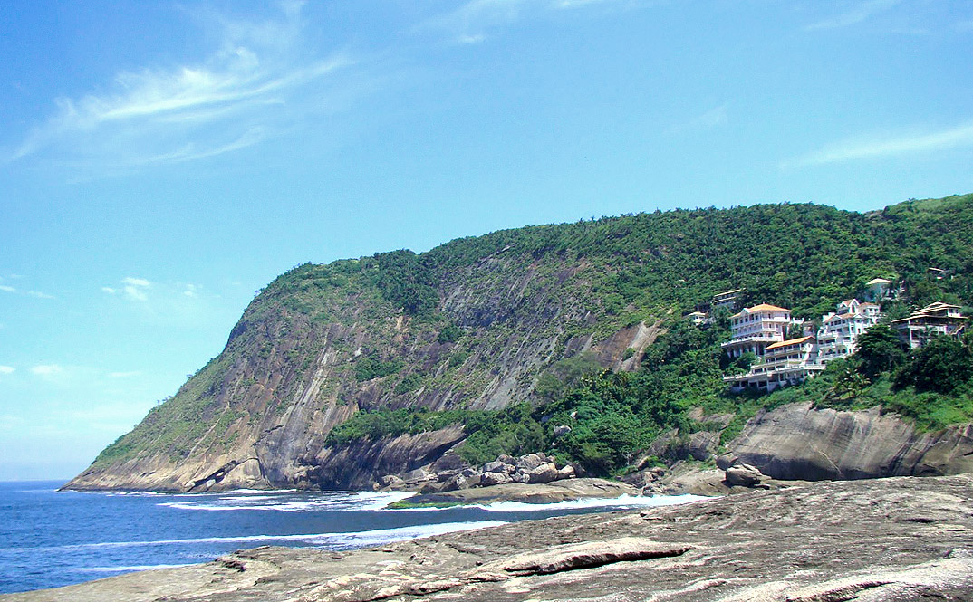 Praia de Itacoatiara - NIterói - por ADILSON-REZENDE-ARS-