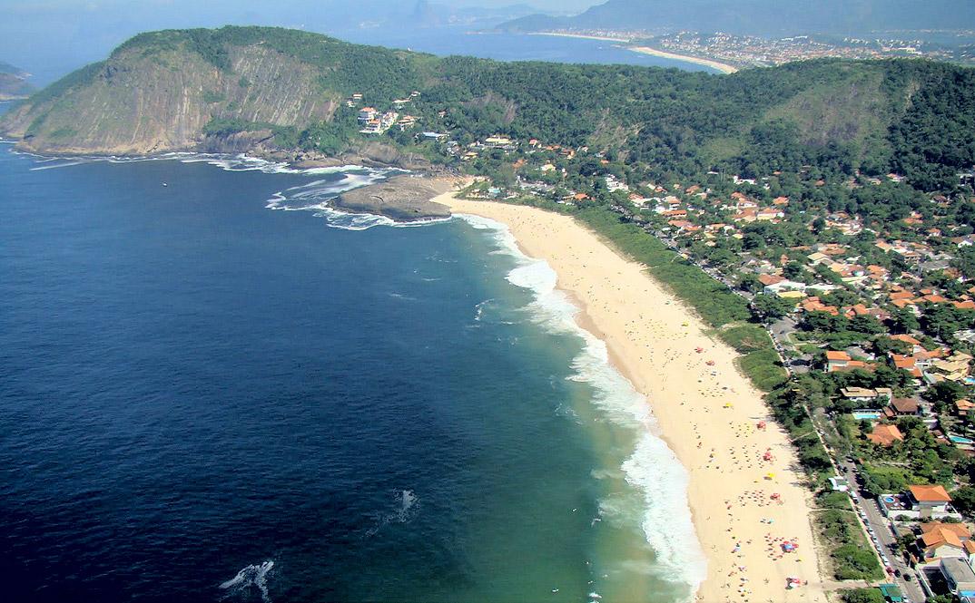 Praia de Itacoatiara - NIterói - ADILSON-REZENDE-ARS