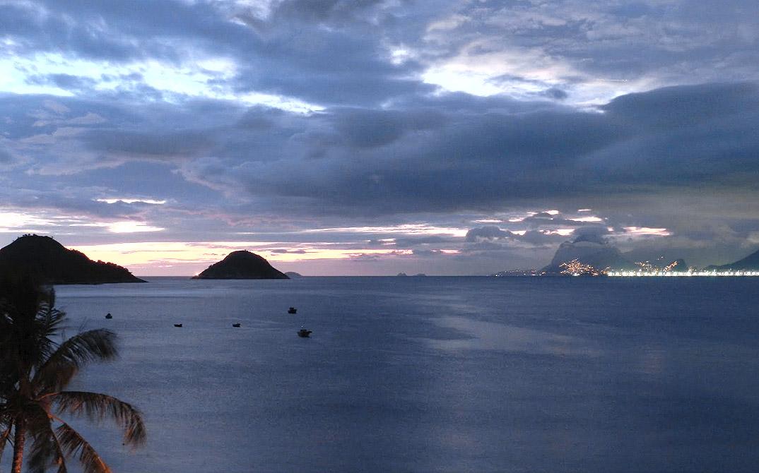Praia de Itaipu - NIterói - por Wagner-Pereira