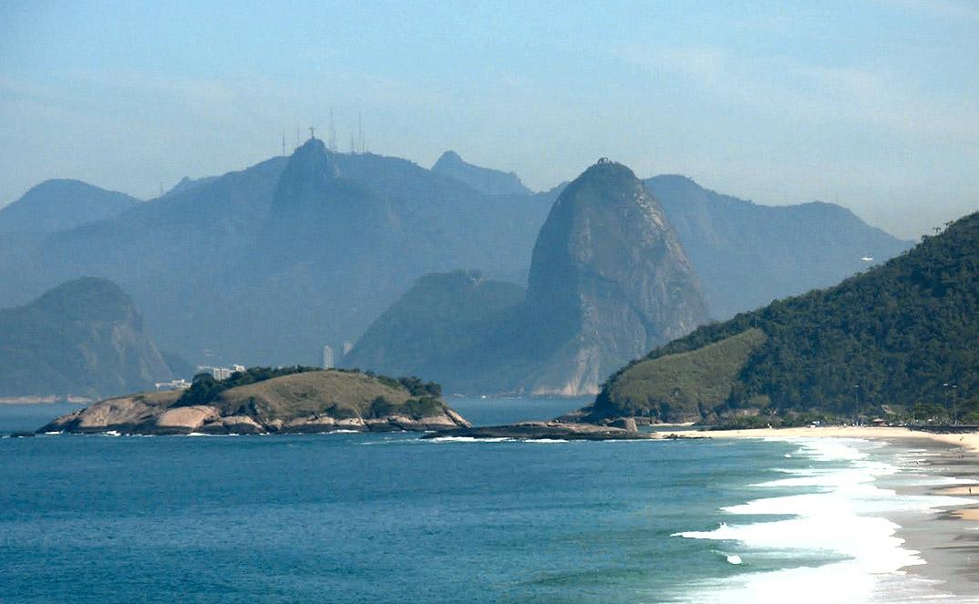 Praia de Piratininga - Niterói - por Fernando-Novaes