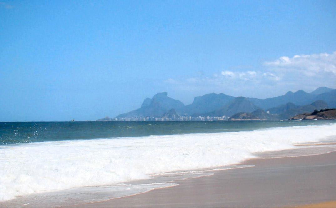 Praia de Piratininga - Niterói - por Leonardo-Pereira