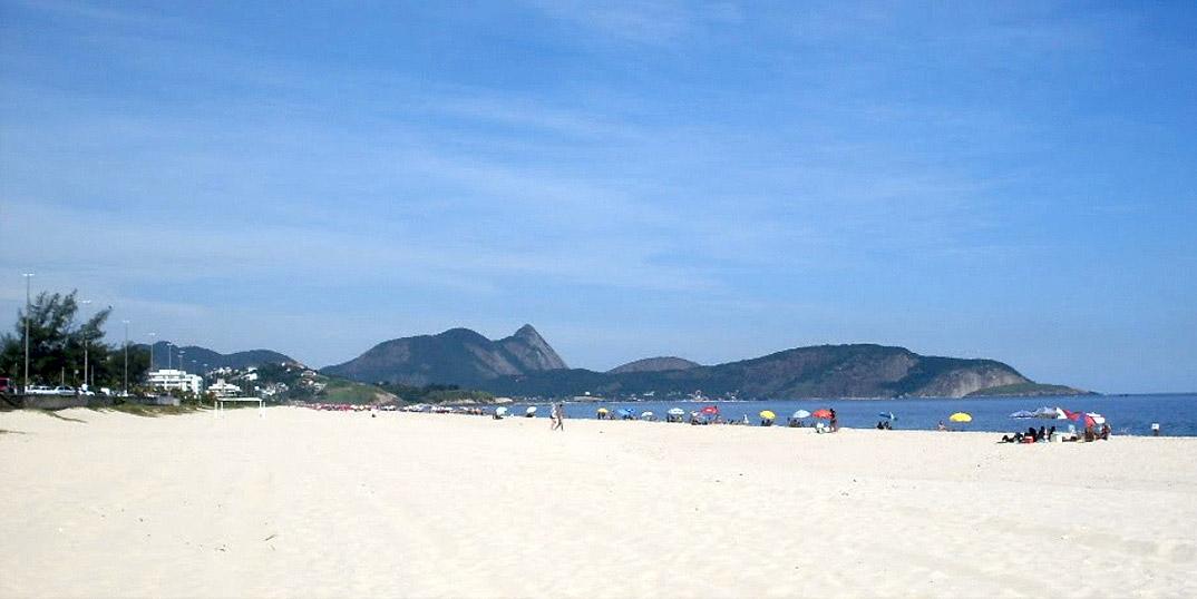 Praia de Piratininga - Niterói - por Marcelo-Badan