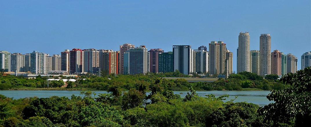 Barra da Tijuca - por CatComm