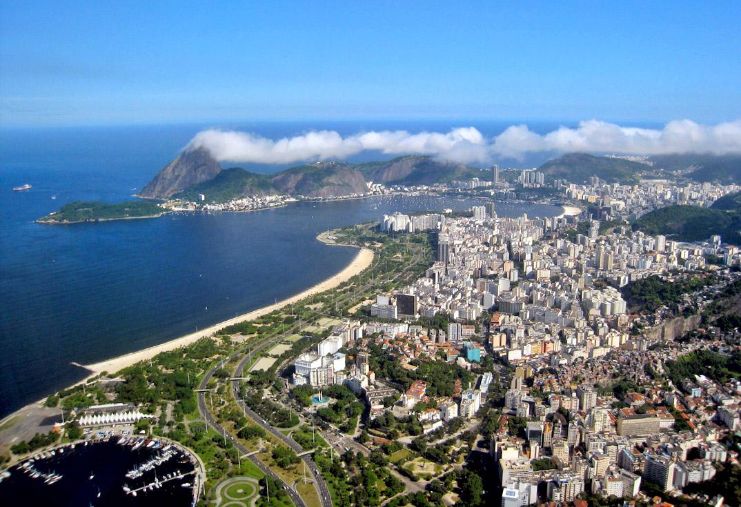 Flamengo - Rio de Janeiro - por wikipedia