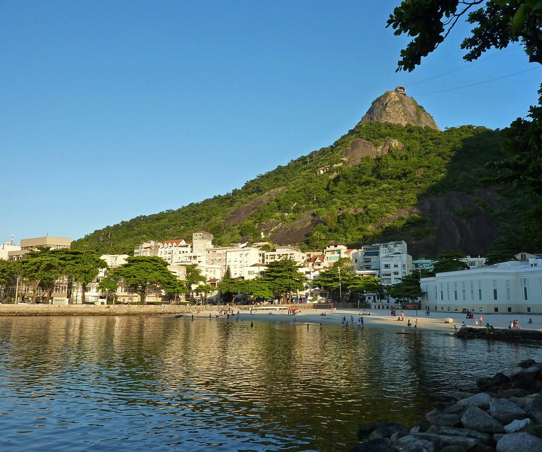 Praia da Urca - Rio de Janeiro - por Bert-Kohlgraf