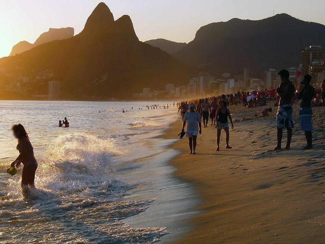 Ipanema - Rio de Janeiro - por aldo.zang