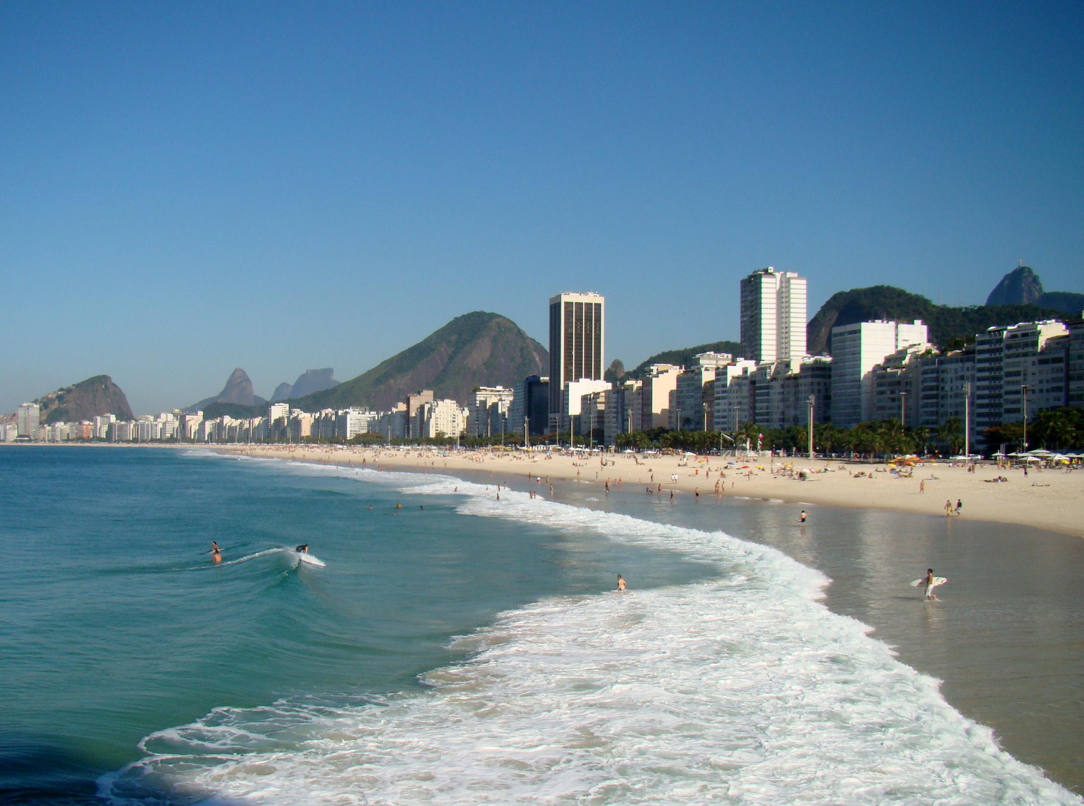 Leme - Rio de Janeiro - por Bebel-Machado