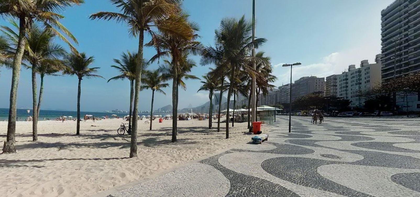 Leme - Rio de Janeiro - por Hao-Zheng