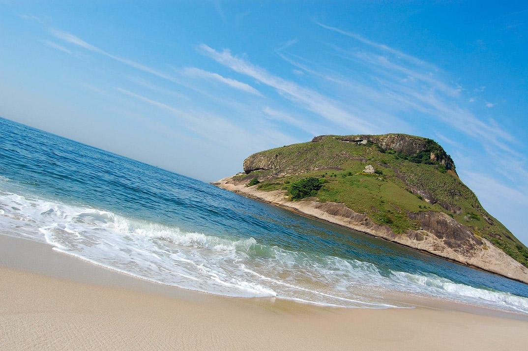 Praia do Recreio - Rio de Janeiro - RJ - por Marlon-Sued