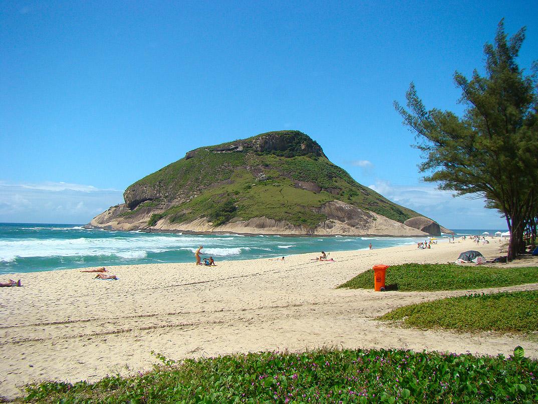 Praia do Recreio - Rio de Janeiro - RJ - por ismaelvarela