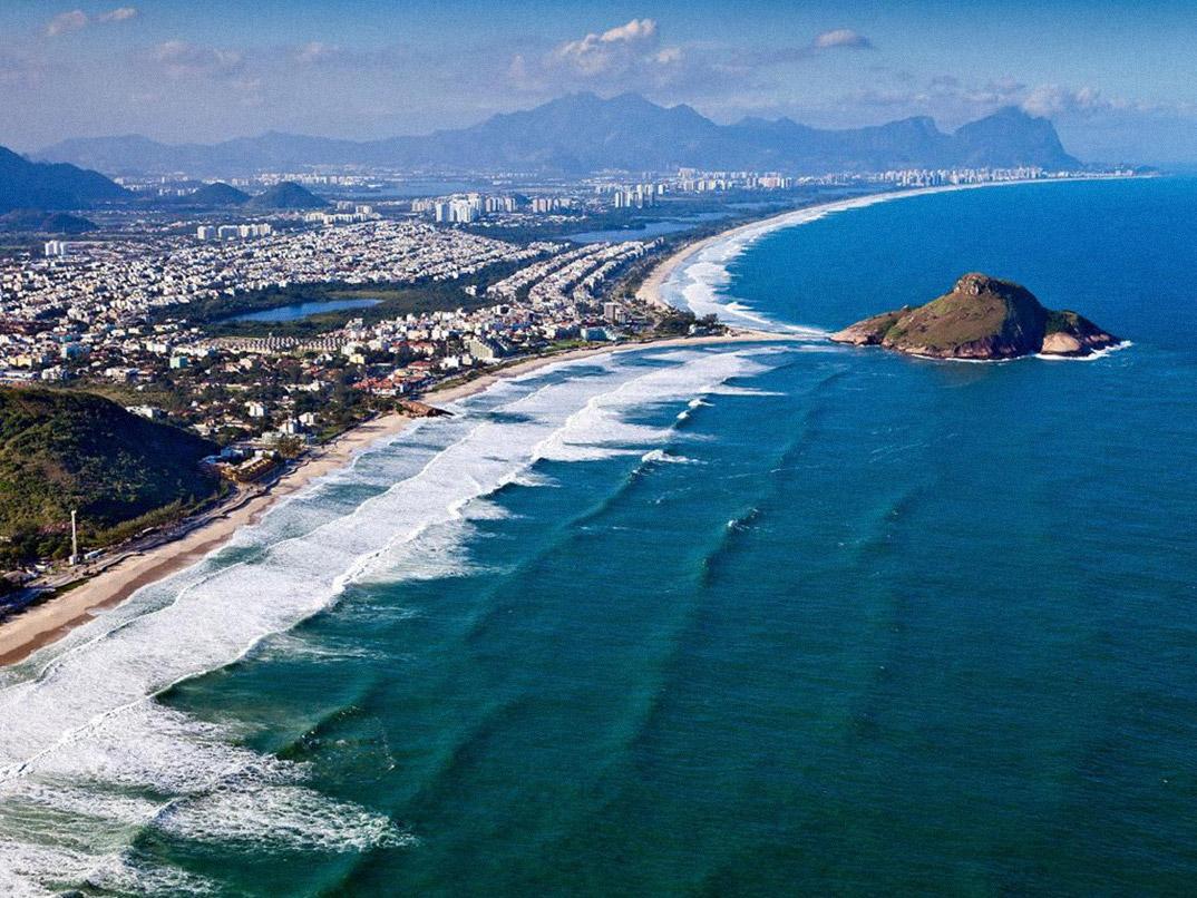 Praia do Recreio - Rio de Janeiro - RJ - por olimpiaresidencesrj