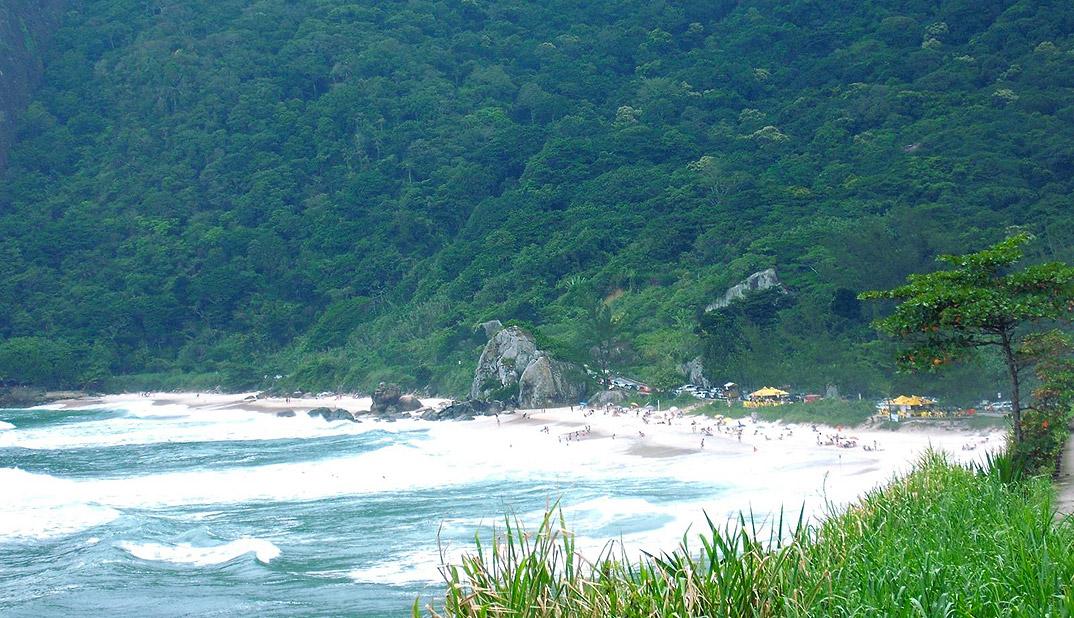 Praia de Grumari - Rio de Janeiro - por AlexandreChieus