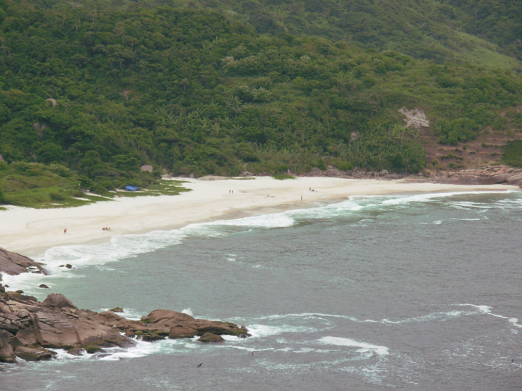 Praia de Grumari - Rio de Janeiro - por RodolfoAioria
