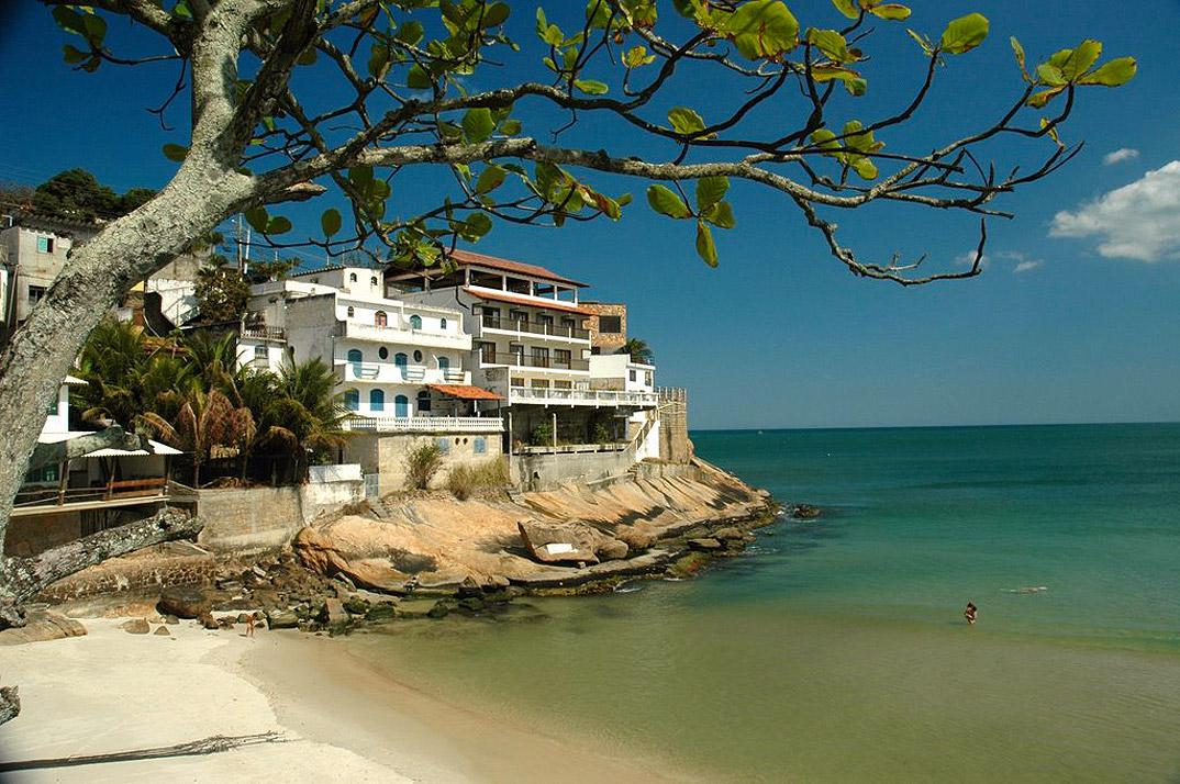 Praia da Barra de Guaratiba - RJ - por worldmapz