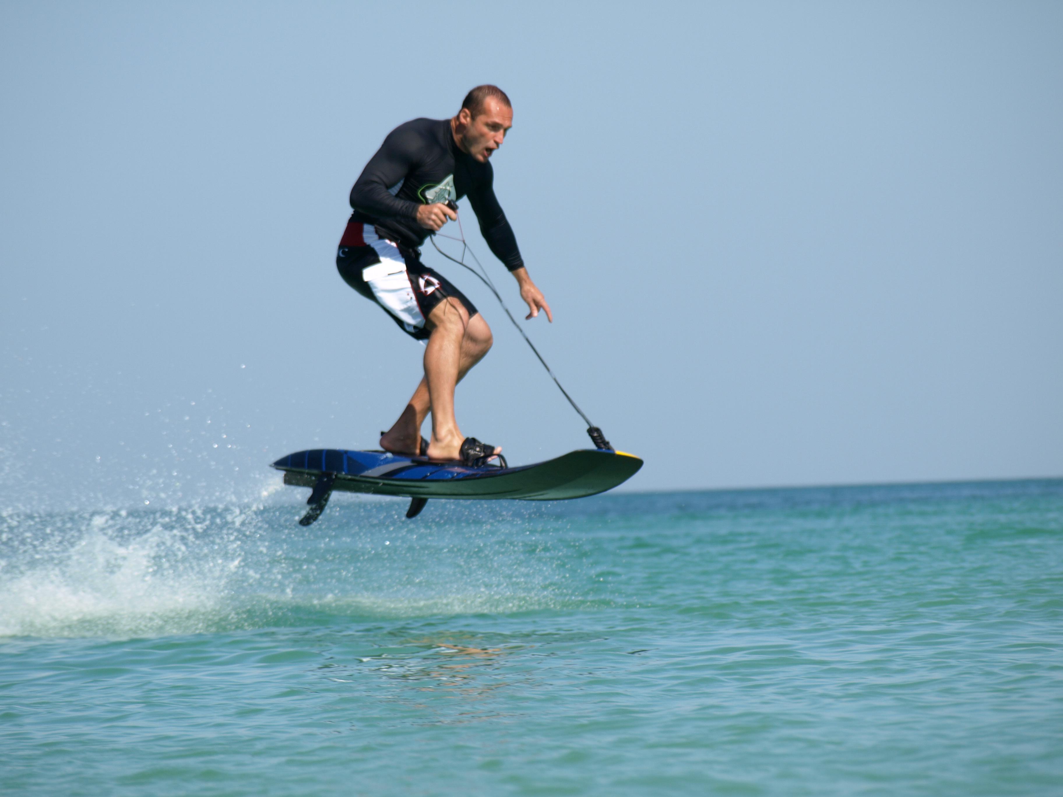 o que é jet surf
