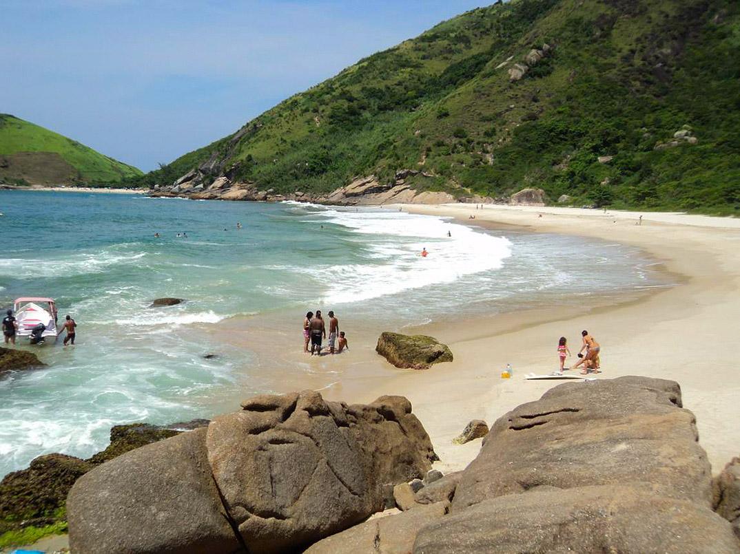 Praia de Marambaia - Rio de Janeiro - por trejjingnorio