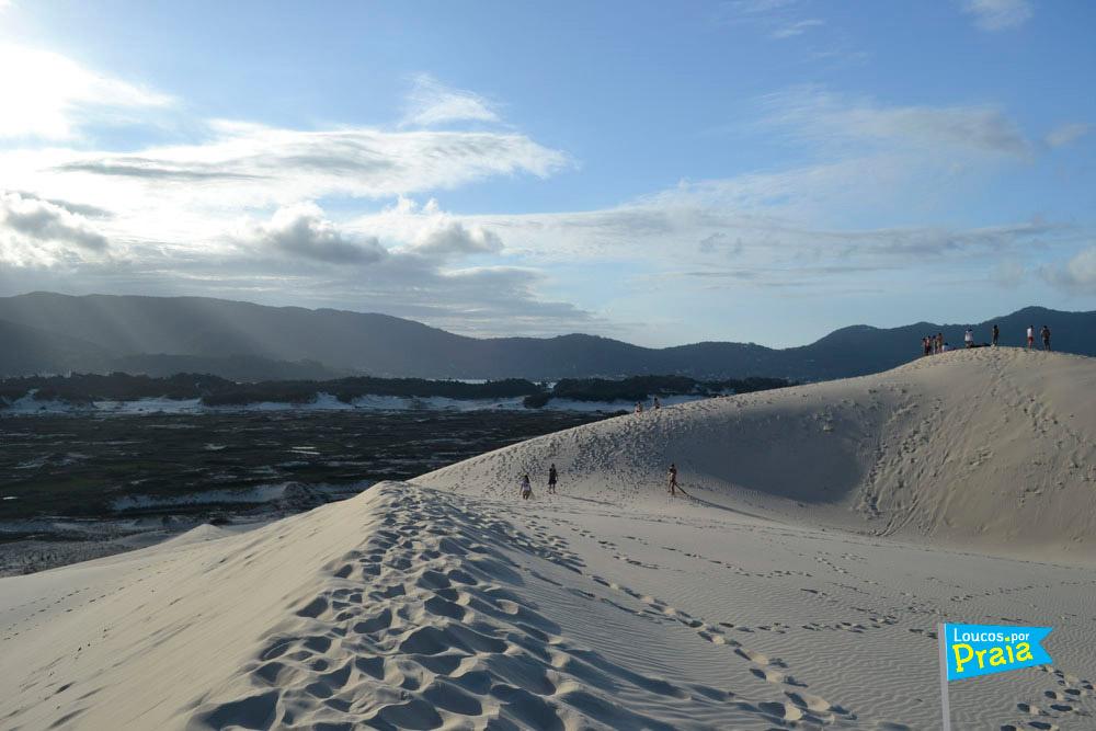 Praia Joaquina - Praias de Florianópolis | Loucos por Praia
