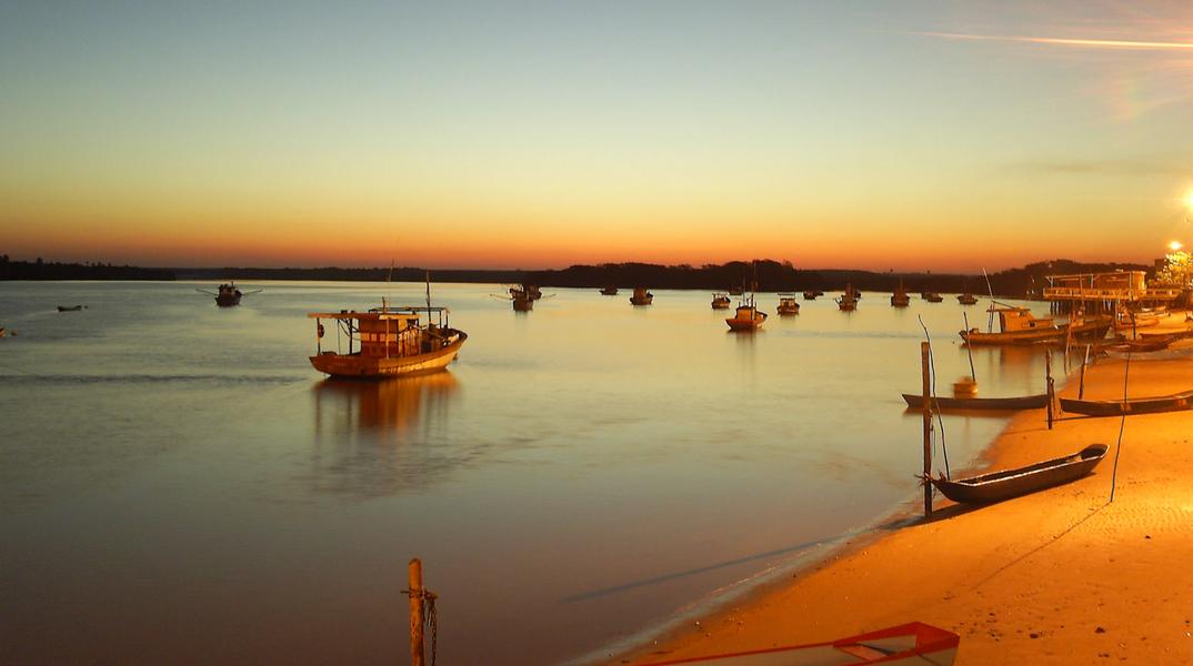 Praias de Conceição da Barra - por taquetti