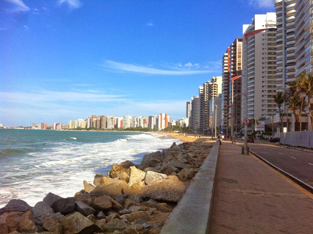 Praia de Meireles, Fortaleza, Ceará - por Sergio-Ricardo-de-Freitas-Oliveira