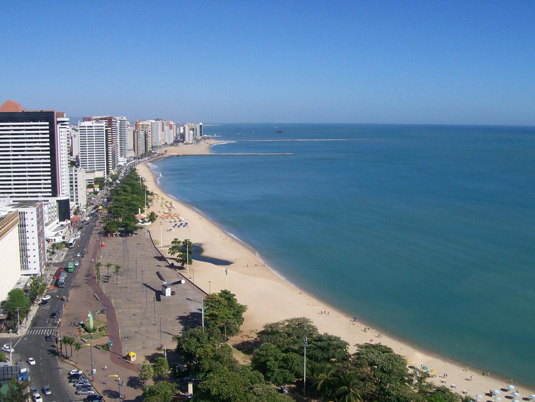 Praia de Meireles, Fortaleza, Ceará - por jcbpereira