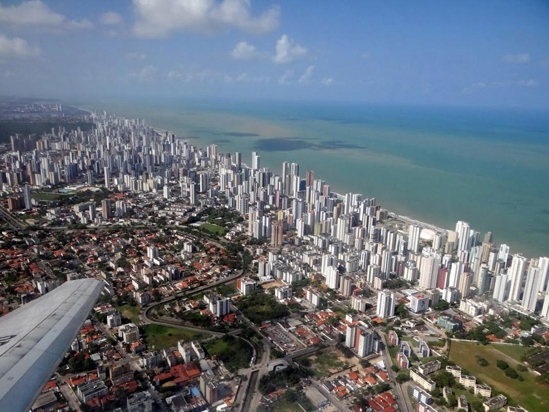 Praia de Boa viagem - Recife - Pernambuco - por Gabriel-Ko-Freitag