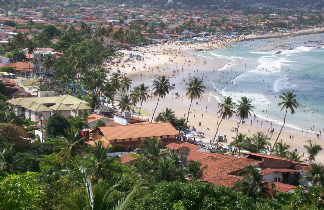 Praia de Gaibu - Cabo de Santo Agostinho - Pernambuco - por bahia-ws