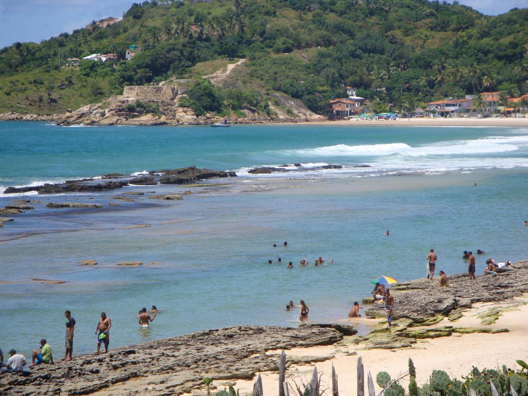 Praia de Gaibu - Cabo de Santo Agostinho - Pernambuco - por santomagliacane
